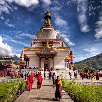 Phuentsholing– Thimphu - Paro Tour package