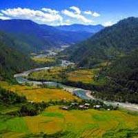 Thimphu-Punakha-Paroashichhoe Dzong-Punakha Dzong-Paro-Taktsang Tour