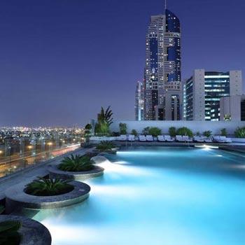 Dubai With Ferrari World Tour