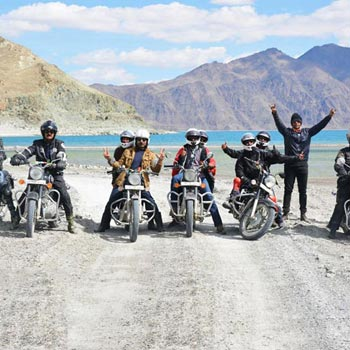 Leh Bullet Package