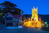Shimla Honeymoon Trip