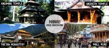 Delhi Shimla Manali Chd Tour