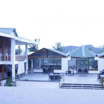 Treehouse Chail Villas