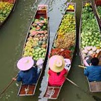 Thailand - Bangkok - Phuket 5 Days Honeymoon Package Land Package only