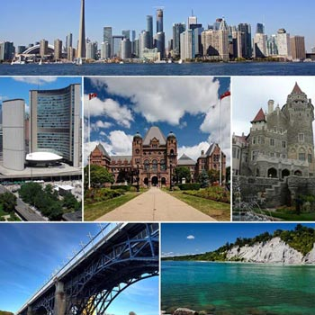 Canada East Coast Departures 2018
