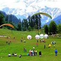 Camping And Adventure In Manali Tour