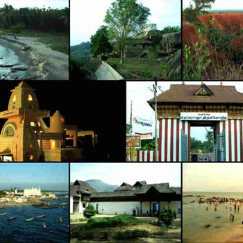 Tamil Nadu Temples Tour