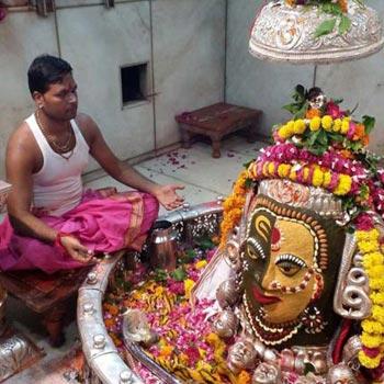 Spiritual Tour  with  Madhya Pradesh