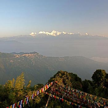 Mountain Biking in Sikkim Tour