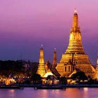 Bangkok Short Tour