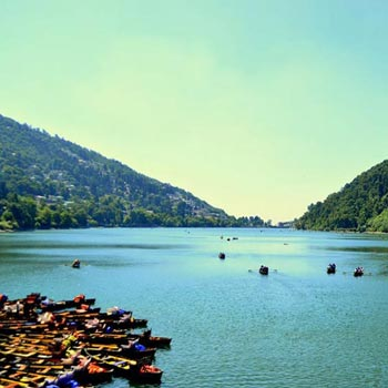 4 Nights / 5 Days Nainital, Corbett, Ranikhet Tour