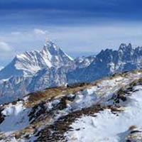 Mussoorie And Auli Tour