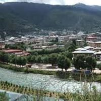 Bhutan With Phuntshling Package