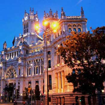 Magic Of Madrid Tour