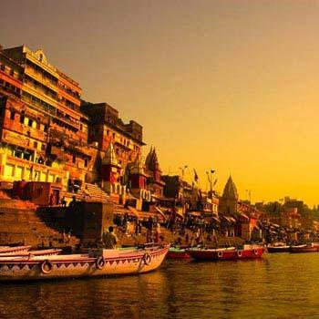Varanasi Namisharanya Tour