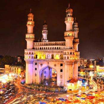 Hyderabad With  Buddhist Tour