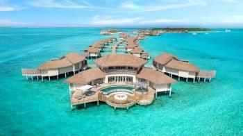 5 Nights & 6 Days Beautiful Maldives Package