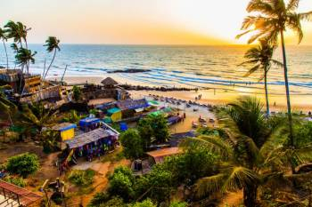 3 Nights & 4 Days Best of Goa Package for Honeymooners