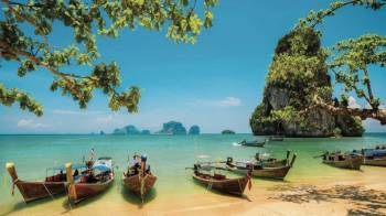 Best of Exotic and Luxury Thailand Group Package