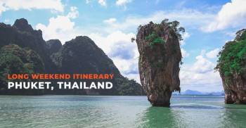 5 Nights & 6 Days Fun and Frolic in Phuket