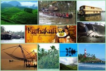 Stunning Kerala Tour Package Without Houseboat(3 Nights and 4 Days)