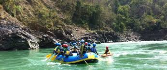River Rafting & Camping Tour