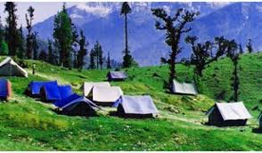 Camping in Kanatal Tour
