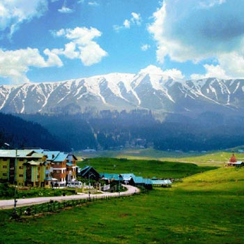 Blooming  Kashmir 5N-6D Tour
