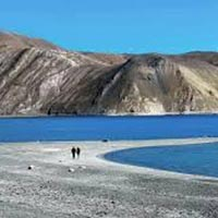 Majestic Ladakh with Pangong lake 7N-8D Package