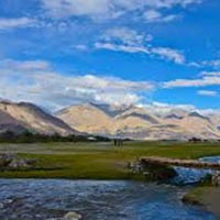 Leh and Nubra Valley 4N-5D Package