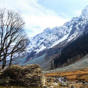 Kashmir Panorama Tour