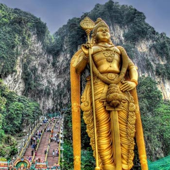 Malaysia -Truly Asia 4N5D Package