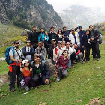 Hampta Pass Trek (Adventure Tour)