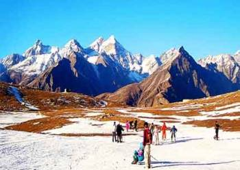 Tour to Shimla - Manali with Chandigarh