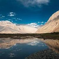 Leh-Nubra-Pangong-Leh 6 Nights/7 Days Package