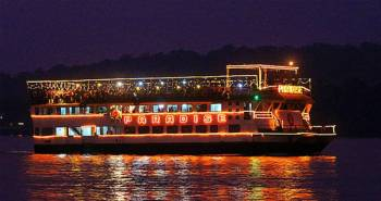 Boat Cruies Goa
