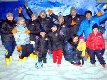 Snow Park Goa