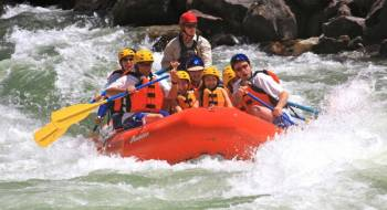 River Rafting Package