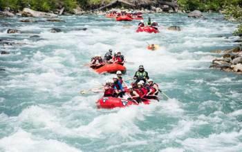 River Rafting Package