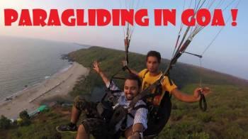Paragliding Goa