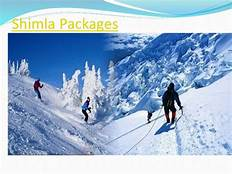 03 Night 04 Day Pakage Shimla