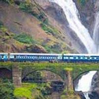 Dudhsagar Waterfall Trip Tour