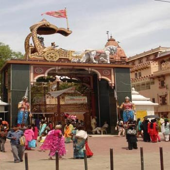 Mathura-Vrindavan Same Day Tour