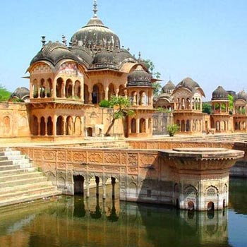Delhi Agra Mathura Two Day Tour