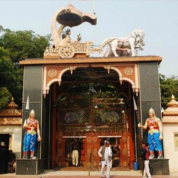 Mathura Vrindavan Car Tour