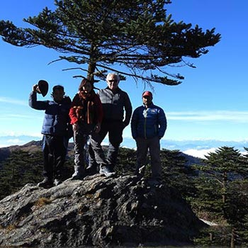 Green Lake Trek Tour