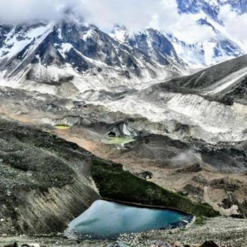 Bagni Glacier Hard Trekking Tours Package