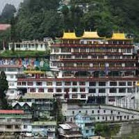 Sikkim, Darjeeling and Kalimpong 2 star Package for 8 Days