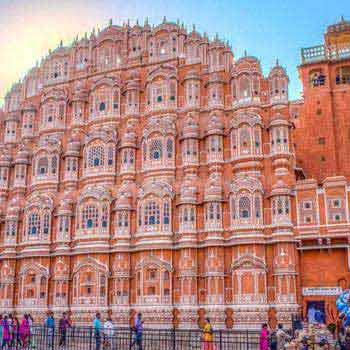 Hawa Mahal Sightseeing