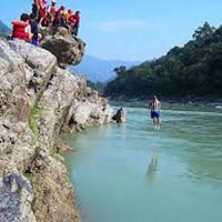 Rafting and Jumping Tour in Rishikesh